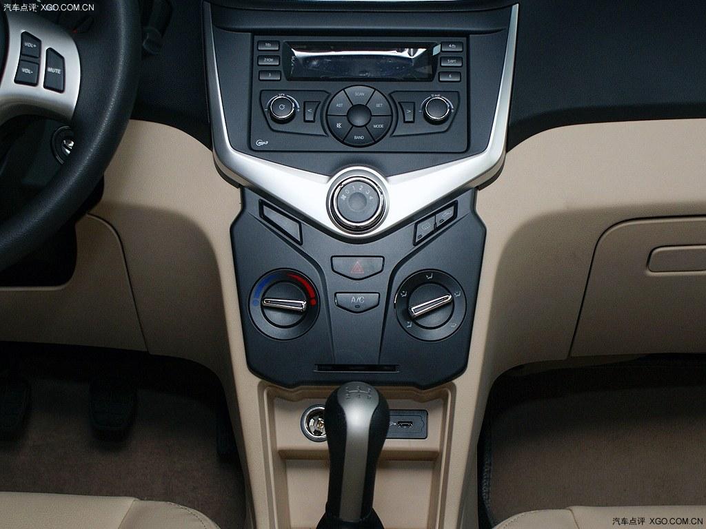 奇瑞汽车2013款 掀背 1.5l 手动快意版其它与改装高清大图