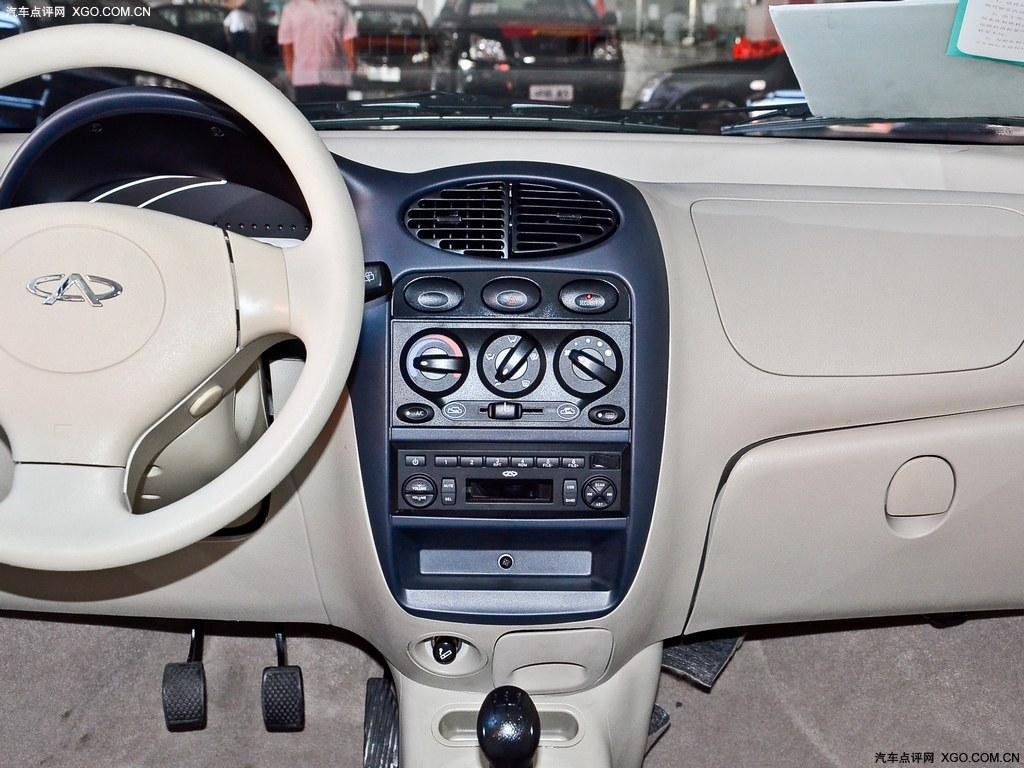 奇瑞汽车2012款 qq3 时尚版 1.0 mt启航型其它与改装高清大图