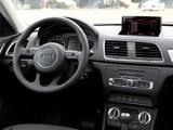 奥迪Q3(进口) 2012款  35 TFSI quattro 舒适型_高清图2