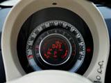 菲亚特500仪表盘