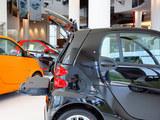 smart fortwo 2012款  1.0 MHD 硬顶舒适版_高清图5