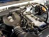 日产D22发动机