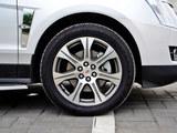 凯迪拉克SRX车轮