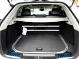 凯迪拉克SRX后备箱