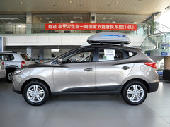 北京现代ix35优惠2万元 现车充足颜色全