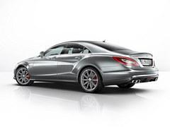 明年底上市 奔驰改款CLS63 AMG路试曝光