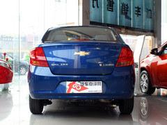 预计明年发布 雪佛兰推1.5L新赛欧车型