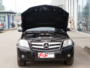 奔驰glk细节 台州奔驰glk最高优惠达9.3万 少量现车 高清图片
