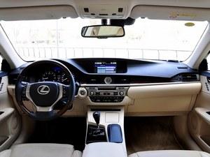 雷克萨斯ES最高现金优惠4万元 有现车