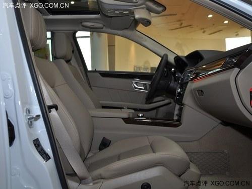 2013款奔驰e260价格 天津报价团购最低