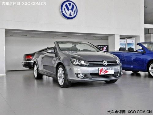 进口大众golf现车发售 最高优惠7.05万高清图片