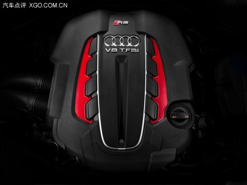 另一种拉风 奥迪推更强RS6 Avant车型