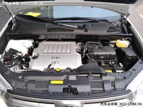 新汉兰达或将搭载2.5l以及3.5l v6发动机
