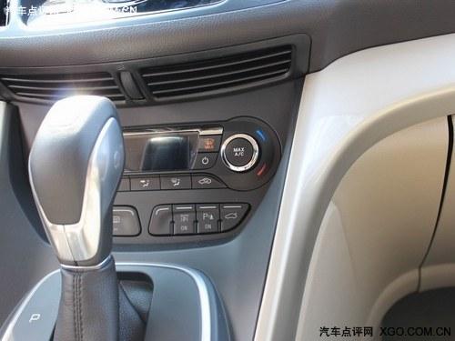 途观/翼虎空调控制-你会选加价车吗 大众途观对比福特翼虎高清图片