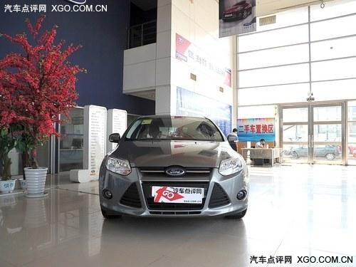 2012款 福克斯 两厢1.6L 手动舒适型
