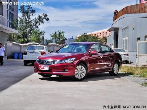 2013款 雅阁 2.4L SE