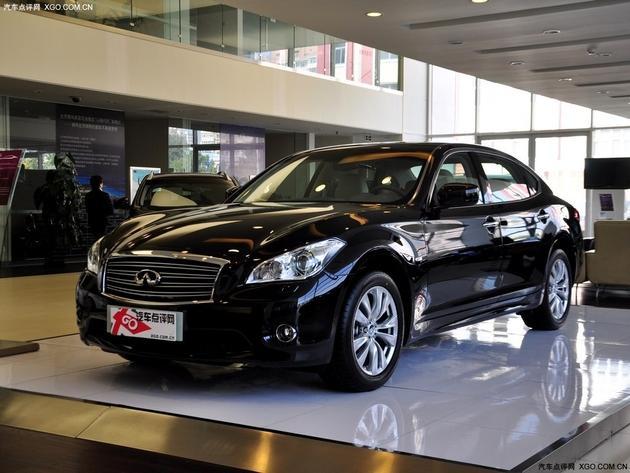 英菲尼迪q70优惠6.5万元 少量现车供应 竞品对比高清图片