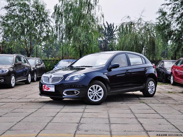中华H320全系优惠4000元起 店内少量现车