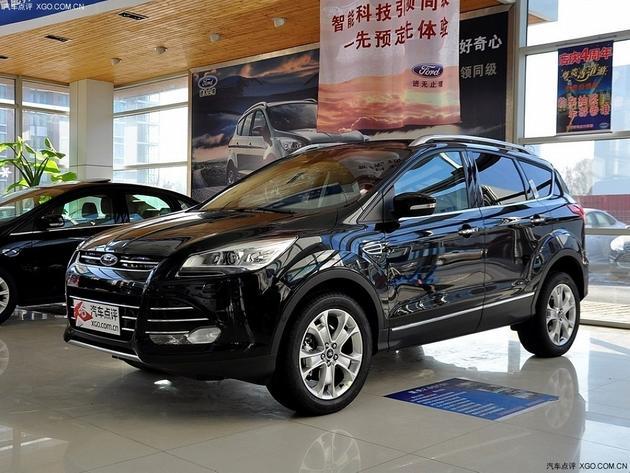 """卖得好有道理 """"金九银十""""SUV车型推荐"""