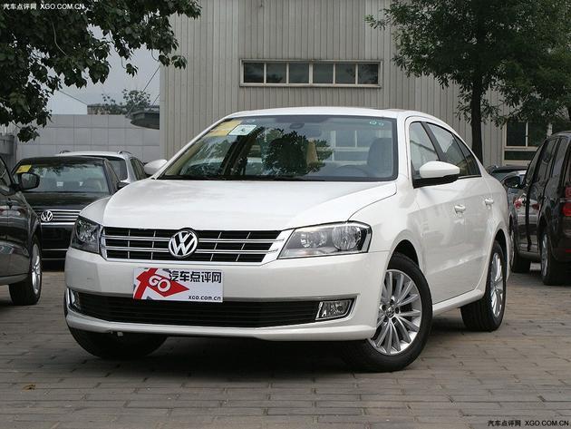上海大众朗逸最高优惠6000元 现车销售