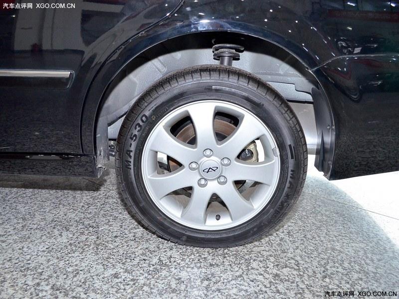 奇瑞汽车2012款 旗云5 1.8 cvt导航版其它与改装图片3343192 高清图高清图片