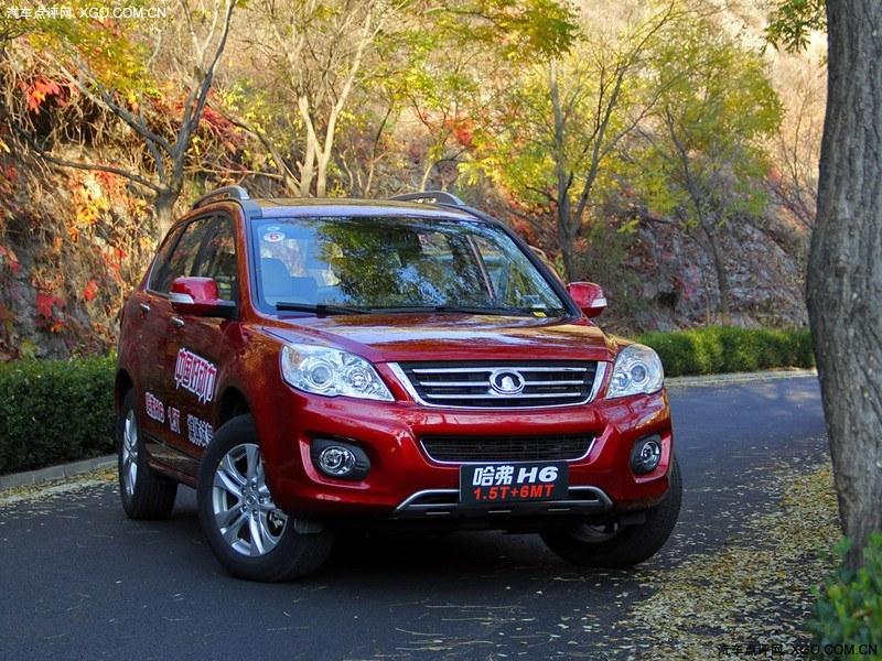 长城汽车2012款 哈弗H6 1.5T 手动两驱尊贵型