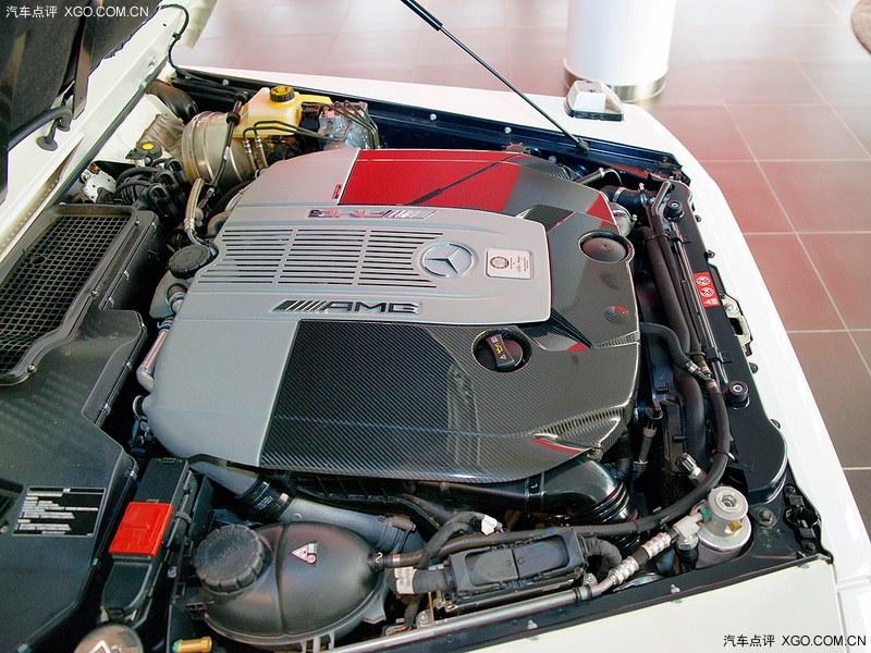 奔驰AMG2013款 奔驰G级AMG G65 AMG其它与改装图