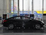 纽约车展发布 全新一代索纳塔路试谍照