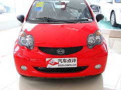 4.29万元起售 比亚迪F0自动挡车型上市