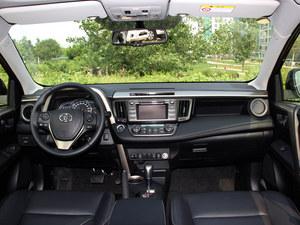 丰田RAV4全系降5000元 入门级仅17.88万