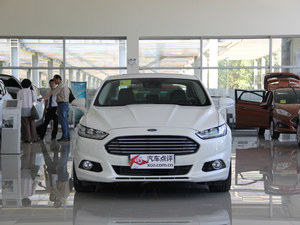 新蒙迪欧全系车型 最高优惠5.39万元