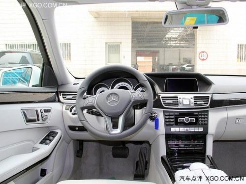奔驰E260现车优惠9万 天津裸利走俏特卖
