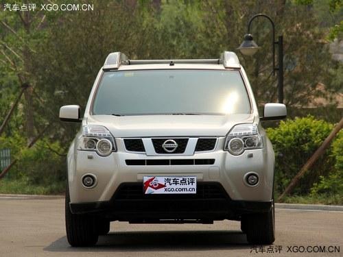 2012款 奇骏 2.0L XE 舒适版 CVT 4WD