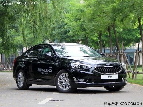 起亚K7凯尊优惠3万元 现车有售可销全国高清图片