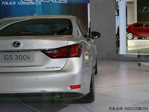 全面更新 雷克萨斯GS将推GS200t车型