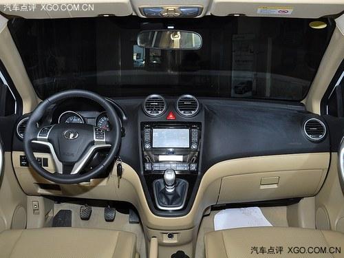 秋游好伙伴 12万以内带定速巡航SUV车型