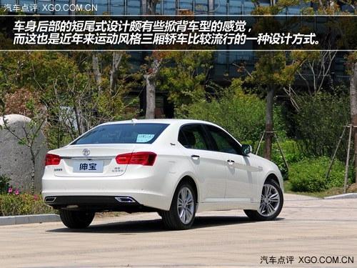 好车不到15万 4款全新自主中型车推荐