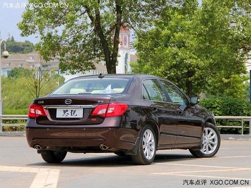 自主新生代 纳智捷5 Sedan对比思锐