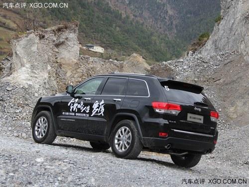 jeep大切诺基直降两万 天津现车火热促高清图片