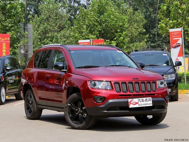 指南者 动力suv 购买jeep指南者新车暂时无优惠 高清图片