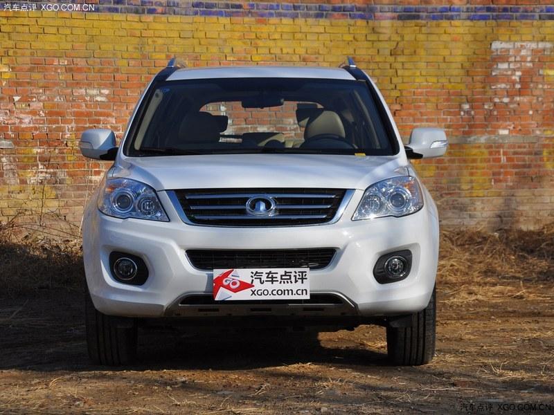 长城汽车2013款 哈弗H6 1.5T 手动四驱精英型