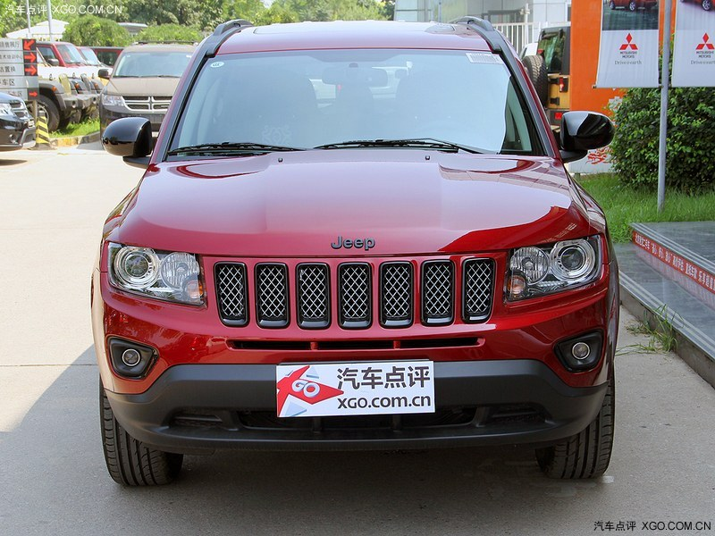jeep2014款 指南者 四驱蛇行珍藏版车身外观图片347高清图片
