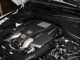 奔驰M级AMG发动机
