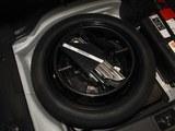 奔驰C级AMG备胎