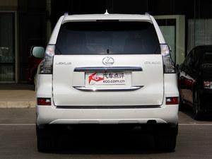 雷克萨斯GX最高优惠4.3万元 现车销售