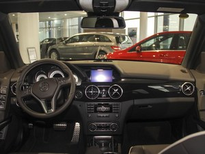 奔驰GLK车展价格同步享 最高优惠5万元