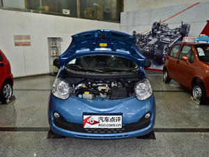 保定奇瑞QQ部分车型优惠4000元现车在售