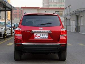 老款汉兰达最高优惠5.3万 少量现车在售