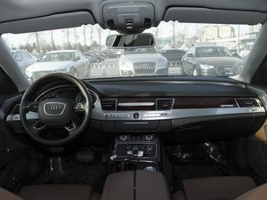 奥迪A8最高优惠51.3万元 少量现车在售