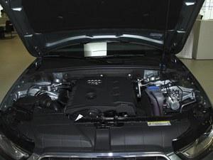 奥迪A4L最高优惠7.18万元 少量现车在售